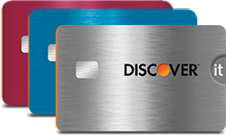 Discover Student Credit Card Chrome