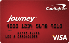 Visa Student Capital One Credit Card